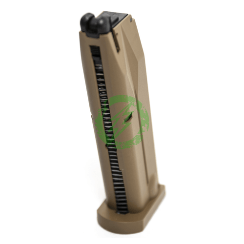 Umarex | Elite Force | Tan Beretta M9A3 CO2 Magazine side