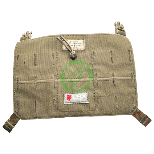 LBX Tactical | Multicam Variable Assaulter Panel back