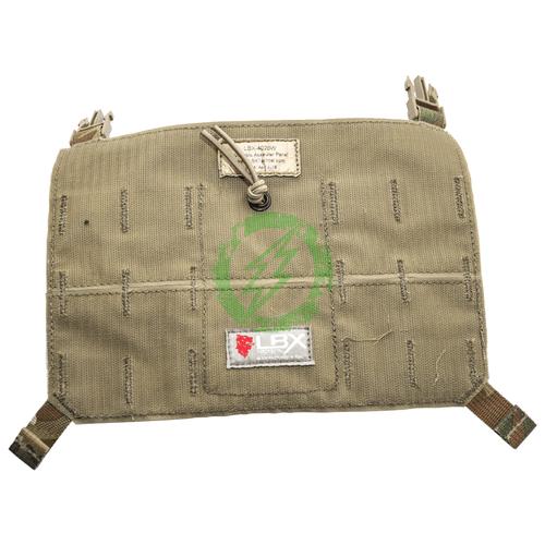 LBX Tactical | Multicam Variable Assaulter Panel back