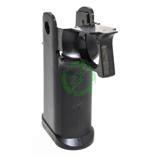 COWCOW Technology | TM Hi-Capa Black Custom Grip front