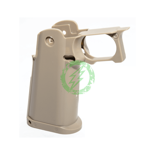 COWCOW Technology | TM Hi-Capa Tan Custom Grip