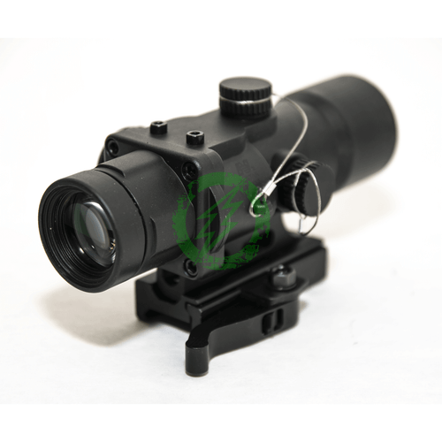 NC Star Compact Prismatic Scope 3.5x32 Blue-Green back