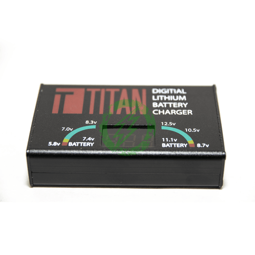 Titan Power Digital Charger device