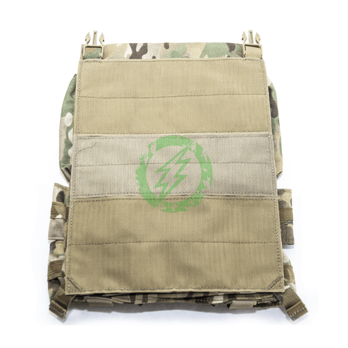 LBX Tactical Multicam Banger Back Panel back