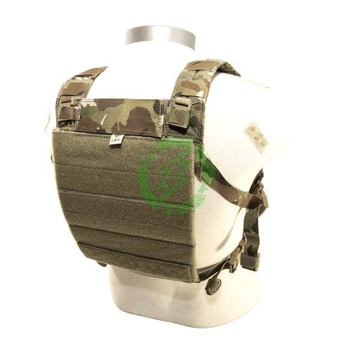 LBX Tactical Multicam Assault Chest Rig | S/M back