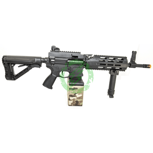 G&G Combat Machine CM16 LMG right