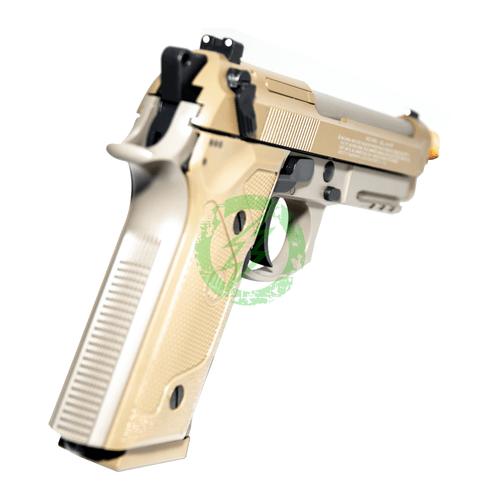 Umarex Elite Force Tan Beretta M92 A1 CO2 GBB back