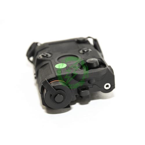 Lancer Tactical Black PEQ-15 Box back
