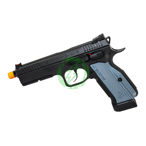 Action Sport Games | CZ Shadow 2 GBB Pistol left