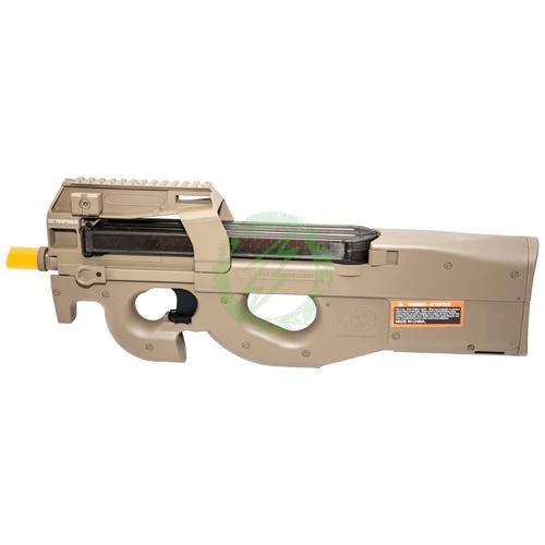FN Herstal Licensed Dark Earth P90 | Full Size Gearbox left
