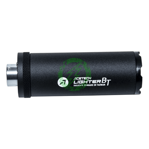 AceTech Lighter BT Ultra-Compact Rechargeable Tracer | Bluetooth Capability