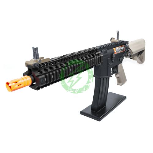 Umarex | Elite Force Black & Tan VFC Avalon MK18 Carbine barrel left