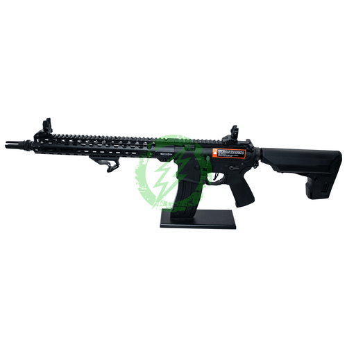 Amped Custom Cutlass VR16 Avalon GEN 2 Rifle | Black left