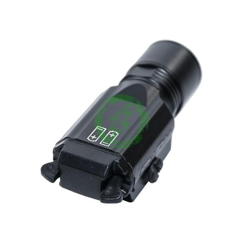 OPSMEN FAST 401 Ultra High Output Pistol Light 800 Lumens back