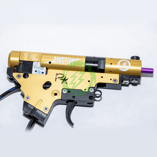 PolarStar x Amped GOLD Edition Fusion Engine | Purple LFP/Nozzle front