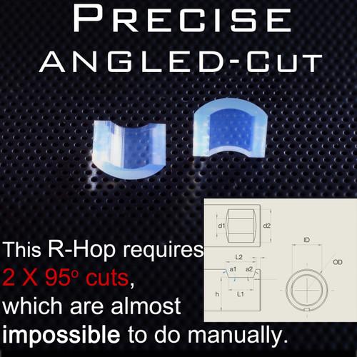 Elvish Tac R Hop Patch | Pre-Cut R Hop Barrel Patches