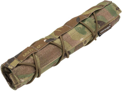 Emerson Black Cordura Suppressor Cover multicam