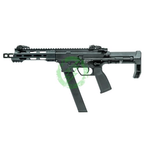 KWA QRF MOD 2 Airsoft Gun | AEG 2.5 | Black | PRE-ORDER lrft