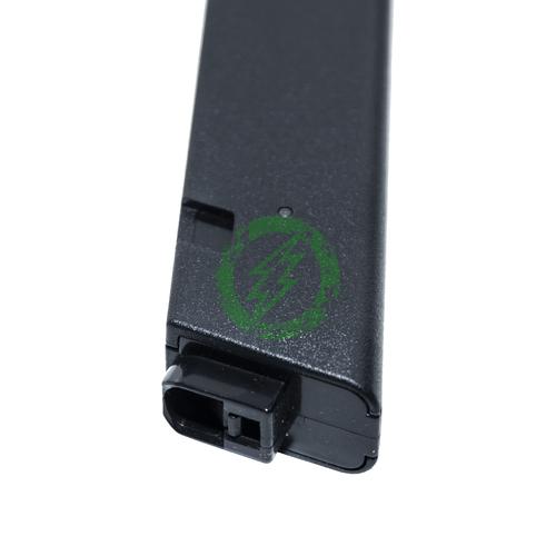 KWA QRF MOD 2 AEG MidCap Magazines 3 Pack | 120rd | Black top