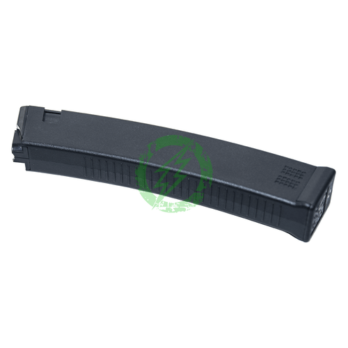 KWA QRF MOD 1 AEG MidCap Magazines | 3 Pack | 80rd | Black single