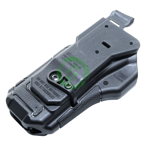 BlackHawk Omnivore Holster for Non-Light Pistols | Right Handed back