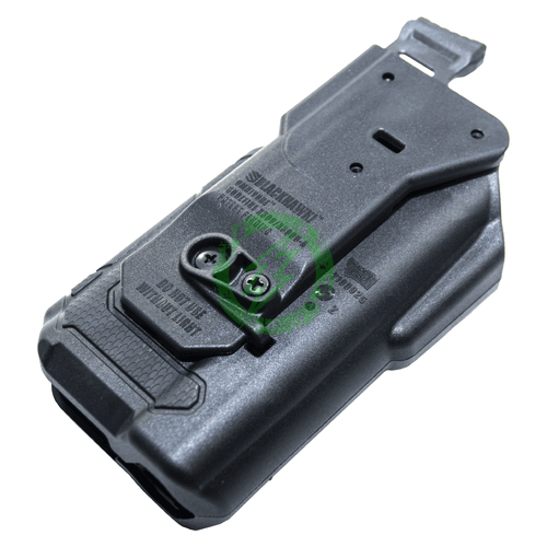 BlackHawk Omnivore Holster for Surefire X-300 | Right Handed back