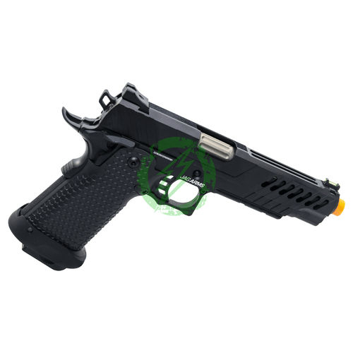 JAG Arms GMX-2 Series Gas Blow Back Pistol black right