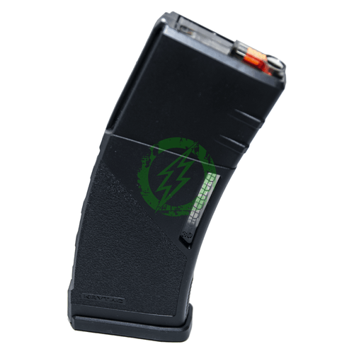 Krytac 150rd M4 Mid-Cap Magazine | Black side