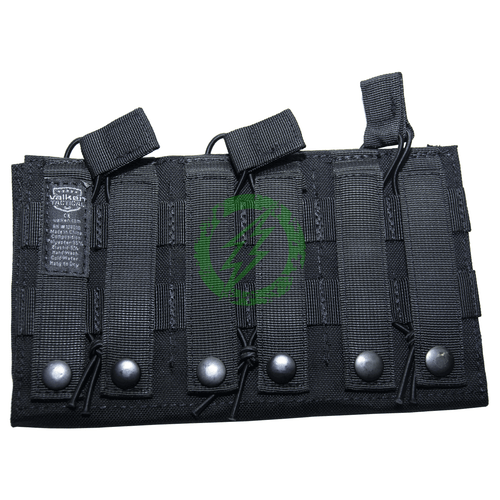 Valken Multi Rifle Triple Mag Pouch LC back