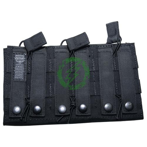 Valken Multi Rifle Triple Mag Pouch LC back