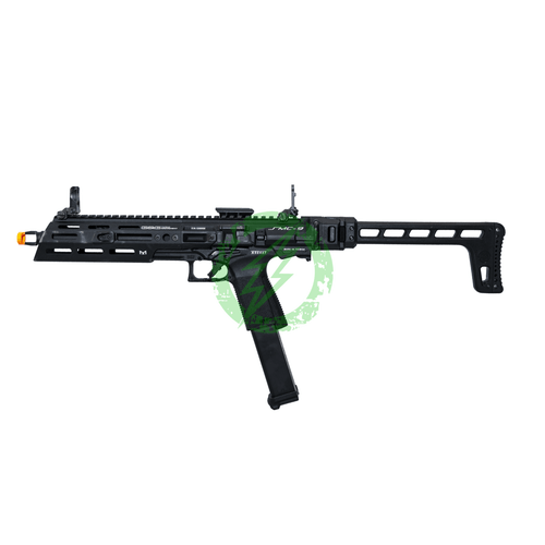 G&G SMC-9 Gas Blow Back SMG | Black left