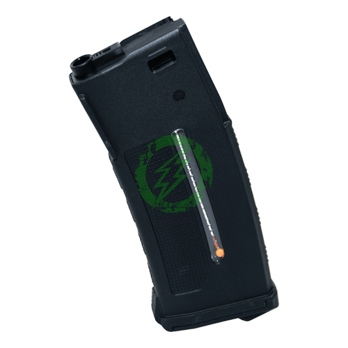 PTS EPM1 Midcap Magazine for AEG | 250+ BB Capacity | Black back