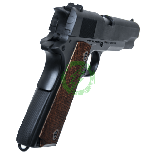 G&G GPM1911 Airsoft Pistol | Black back