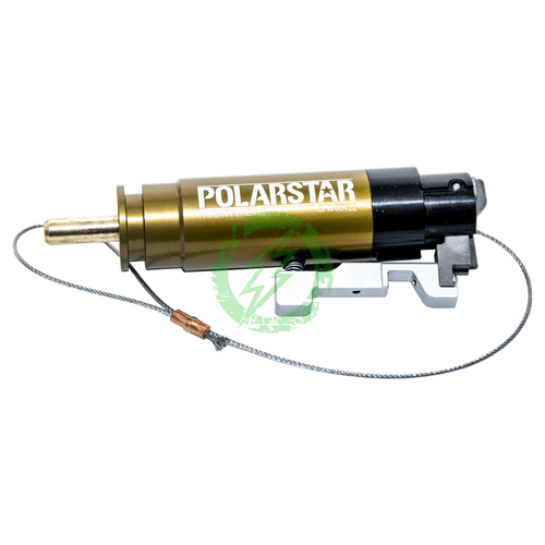 PolarStar Kythera SA | Fully Mechanical Semi Auto HPA System amped picture