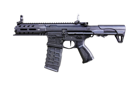 G&G Combat Machine ARP 556 V2S | Polymer Receiver Left Side