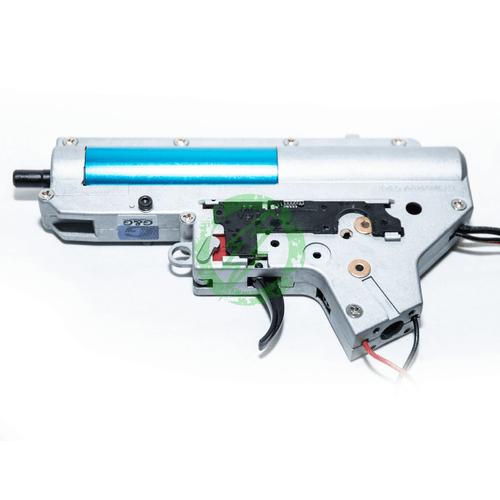 Tech Box Replacement OEM G&G Combat Machine ETU Gearbox with 18K Motor Left