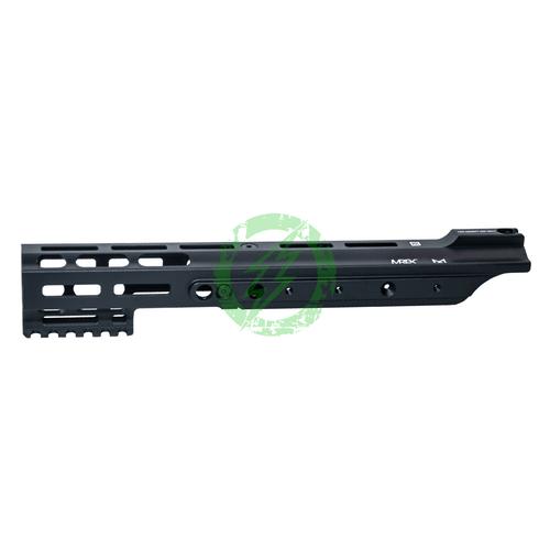 """PTS Kinetic SCAR MREX M-LOK 4.9"""" Rail black"""