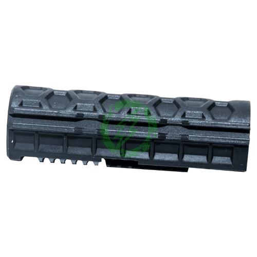 Action Army High Velocity Nylon with Fiber Piston side