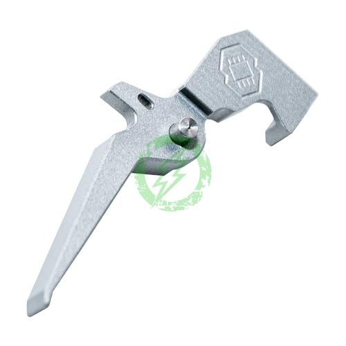 GATE Quantum Trigger 1A1 for ASTER V2 | AEG | Silver