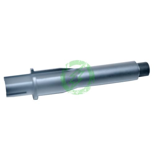 ZCI M4 CNC Aluminum Outer Barrels | 14mm CCW 5.5