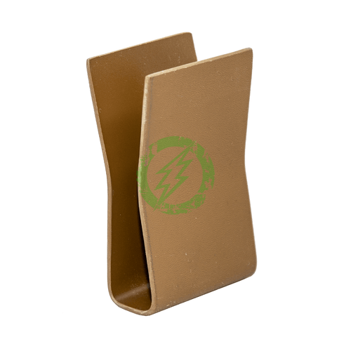 MC Kydex Magazine Single Insert for Pouch coyote brown