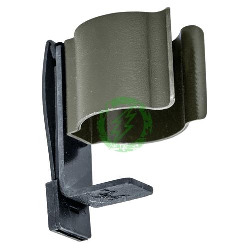 MC Kydex Large Omega Banger Clip | Fits EG18, R2B, Thunder B olive drab