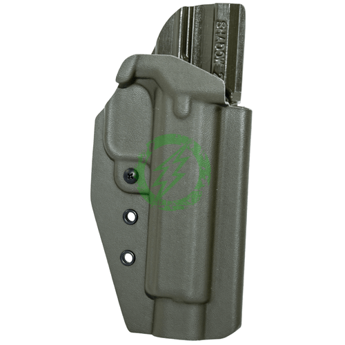 MC Kydex Elite Series Holster for Airsoft ASG Shadow 2 olive drab