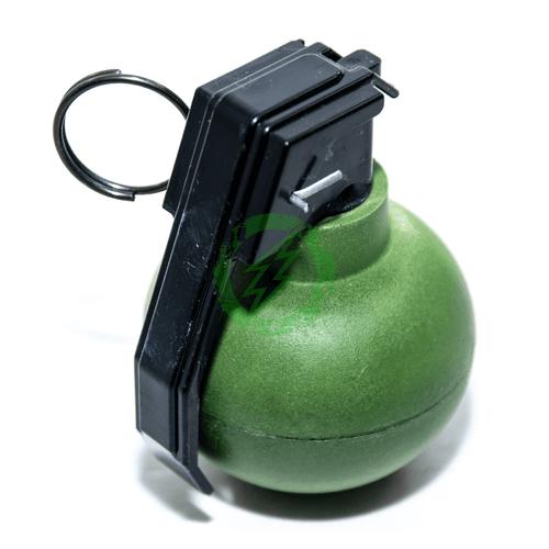 Pyro Shipped Easy TAGinn TAG-67 Airsoft Hand Grenade | Single back