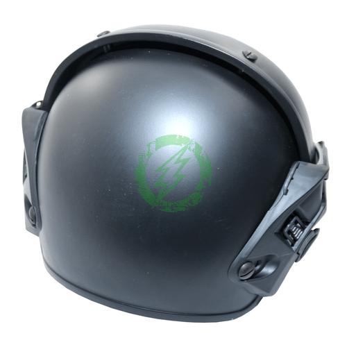 Emerson Gear Black CP AirFrame Helmet back