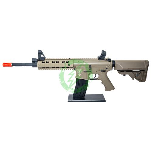 Umarex | Elite Force Dark Earth M4 CFR NEXT GEN | GEN 7 left