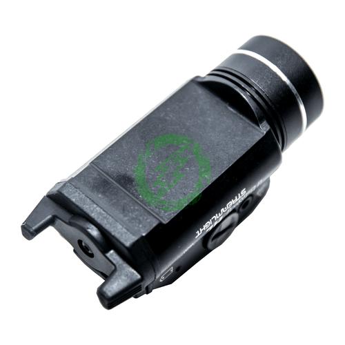 Streamlight TLR-1 HL   Black Super Bright 1000 Lumen LED Weapon Light bottom