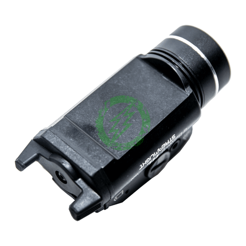 Streamlight TLR-1 HL | Black Super Bright 1000 Lumen LED Weapon Light bottom