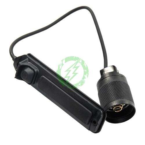 Streamlight ProTac Railmount HL X Weapon Light | 1000 Lumen LED button