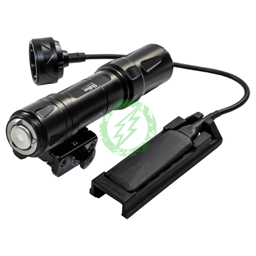 OLIGHT ODIN Tactical Flash Light | 2000 Lumen | Black button